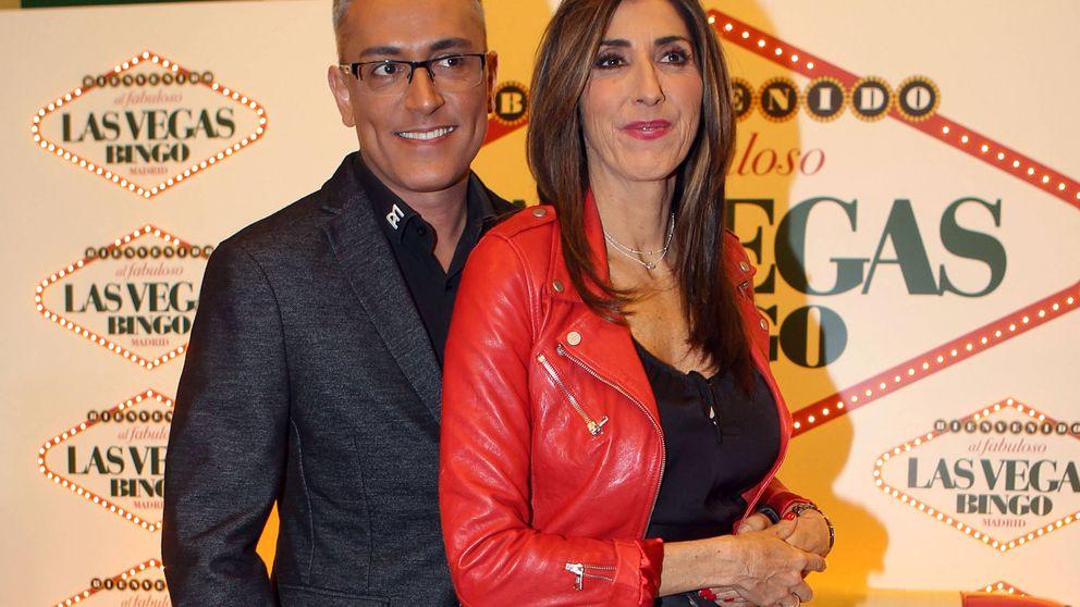Kiko Hernández, Terelu Campos, Belén Esteban... La cena de Navidad de 'Sálvame'