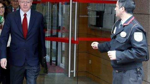 El juez abronca al consejero de Gallardón: Si el dinero fuera suyo y no público...