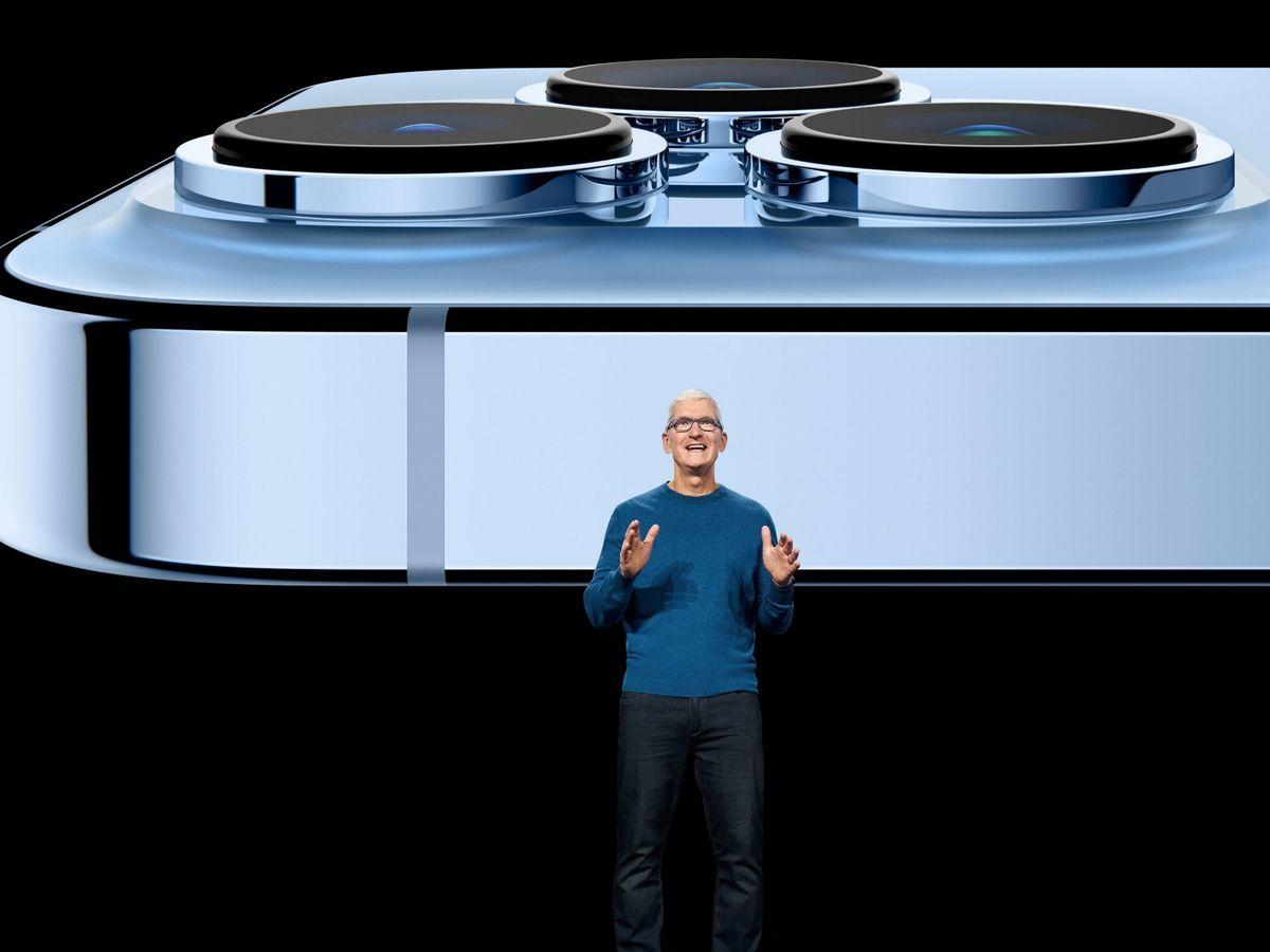 Foto: Tim Cook, consejero delegado de Apple. (Reuters)