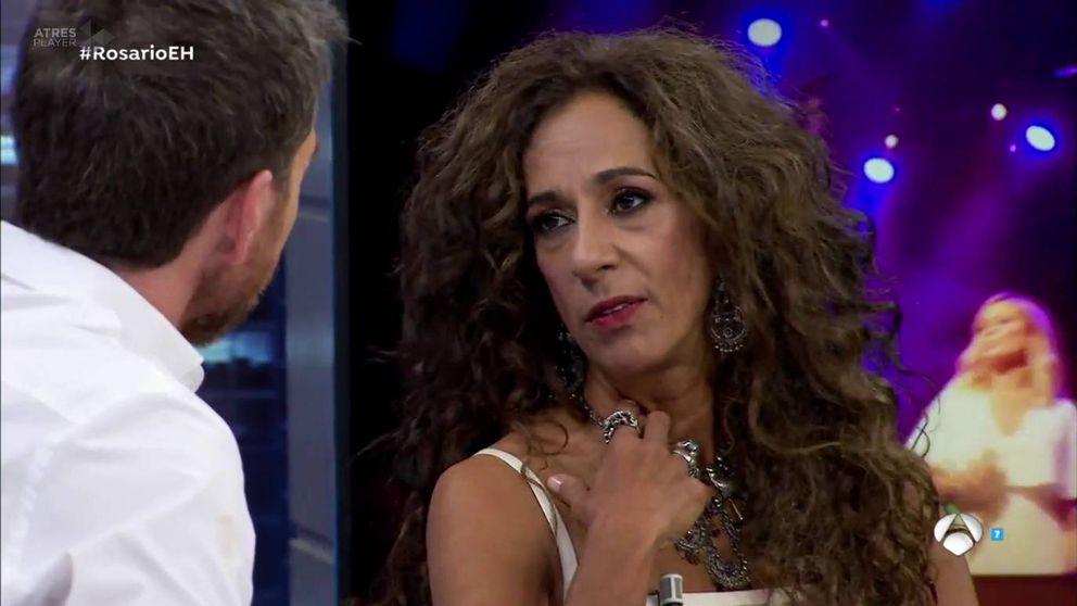 Rosario Flores, en 'El hormiguero': En cada concierto pierdo 2 kilos