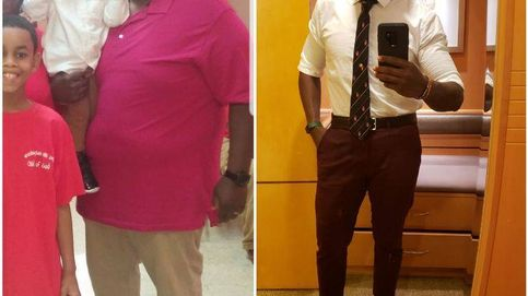Comió los mismos alimentos durante años y adelgazó 65 kilos