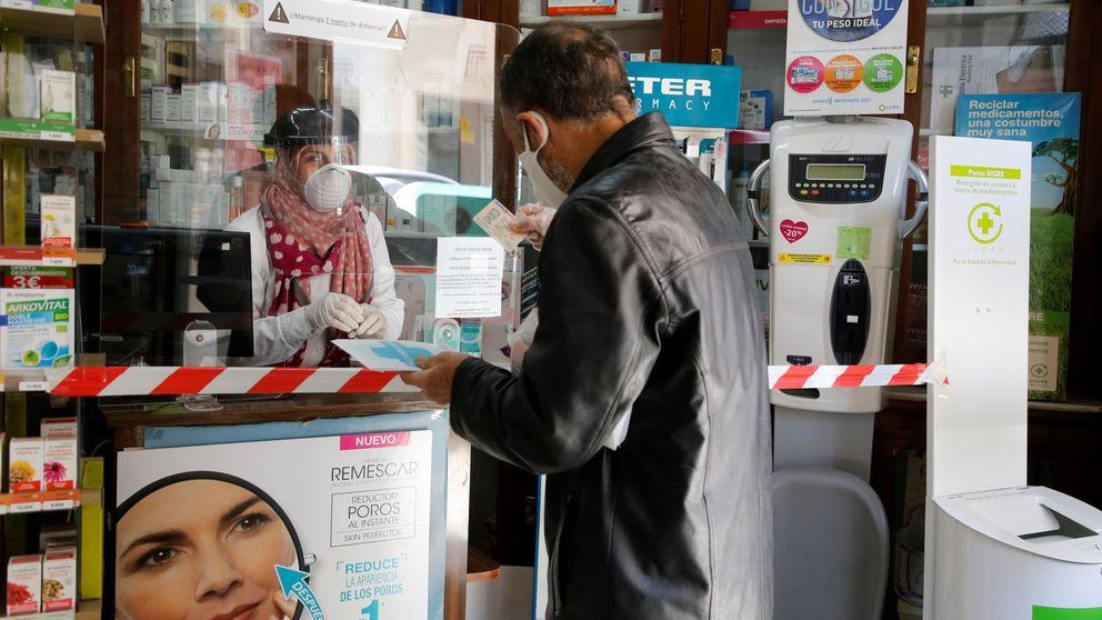 La intervención del precio de las mascarillas aboca a las farmacias a vender a pérdidas
