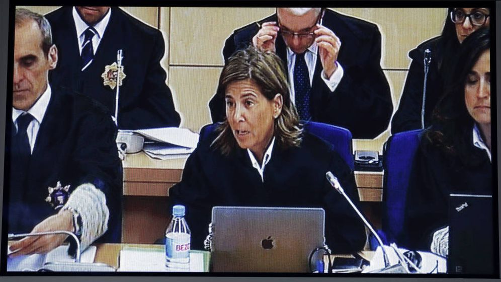Corrupción: La Mujer Que Dirigió La Acusación De Gürtel