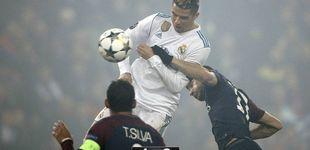 Post de El Real Madrid demuestra al nuevo rico PSG que más vale Cristiano que el dinero