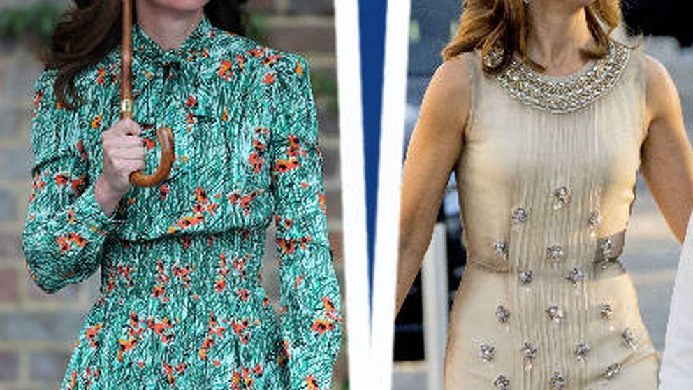 Estilo Real: del homenaje de Kate a Lady Di al vestido 'vintage' de Mary