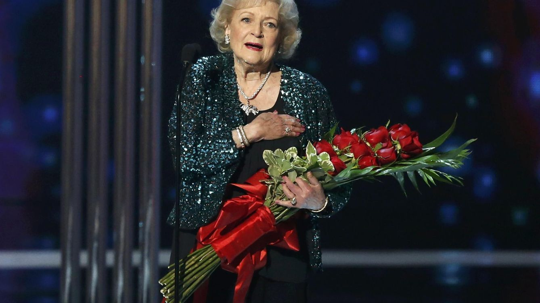 'La chica de oro' Betty White y sus secretos para llegar bien a los 99 años