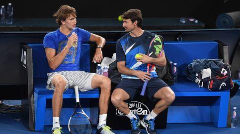 El tenso final de la relación de Ferrero con la futura estrella Zverev