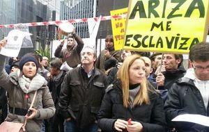 Pedrerol se suma a las protestas de los trabajadores de Intereconomía