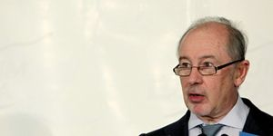 Foto: Rato se resiste a la fusión con La Caixa e insiste en la creación de un banco malo