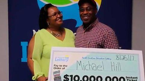 Ganó 10 millones a la lotería y ahora ha sido acusado de asesinato