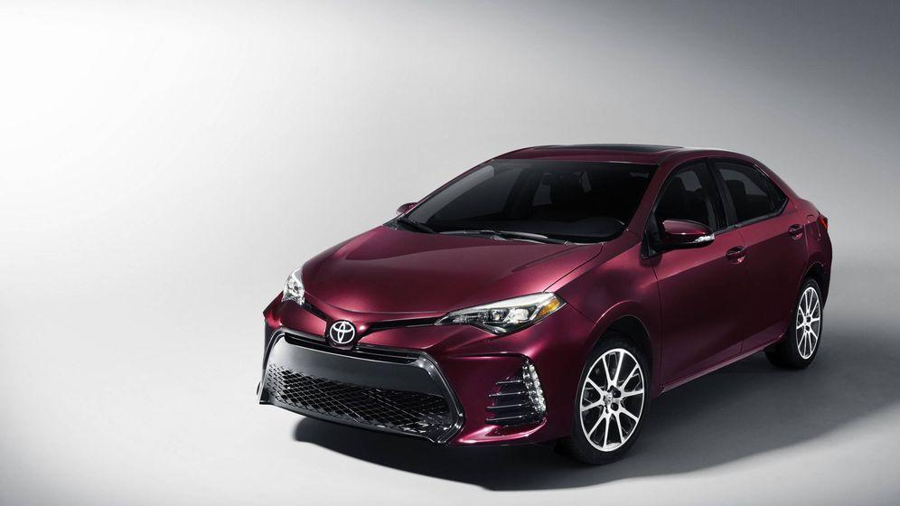Venta de coches: Toyota Corolla: el coche más vendido del mundo que ...