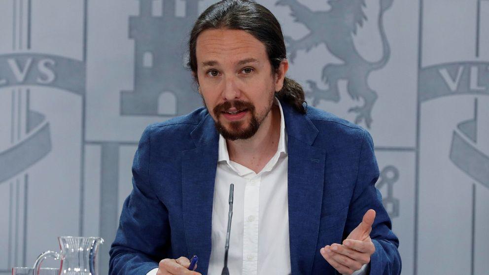 PSOE y Podemos frenan las comparecencias de Pablo Iglesias