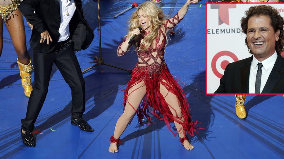 Shakira está embarazada (según Carlos Vives)