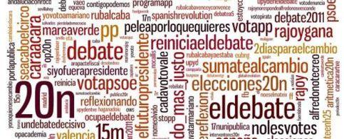 Las elecciones del 20-N generaron 2,7 millones de tuits 'políticos'