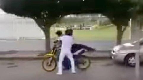 El mismo ladrón le robó dos veces, pero la segunda se fue detrás de él