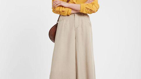 Los pantalones 100% trendy con los que Desigual se pasa al minimalismo y triunfa