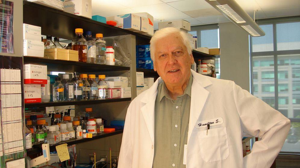 Foto: Hamilton Smith recibió en 1978 el premio Nobel de Medicina por su trabajo sobre las enzimas de restricción (Fuente: cortesía de Hamilton Smith)