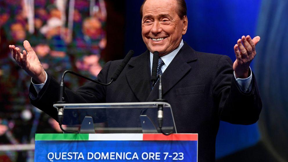 El ex primer ministro italiano Silvio Berlusconi da positivo por coronavirus
