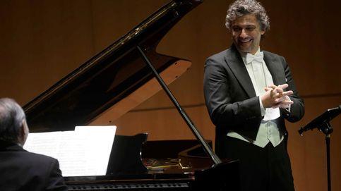 Los divos de la ópera derriten a Filomena