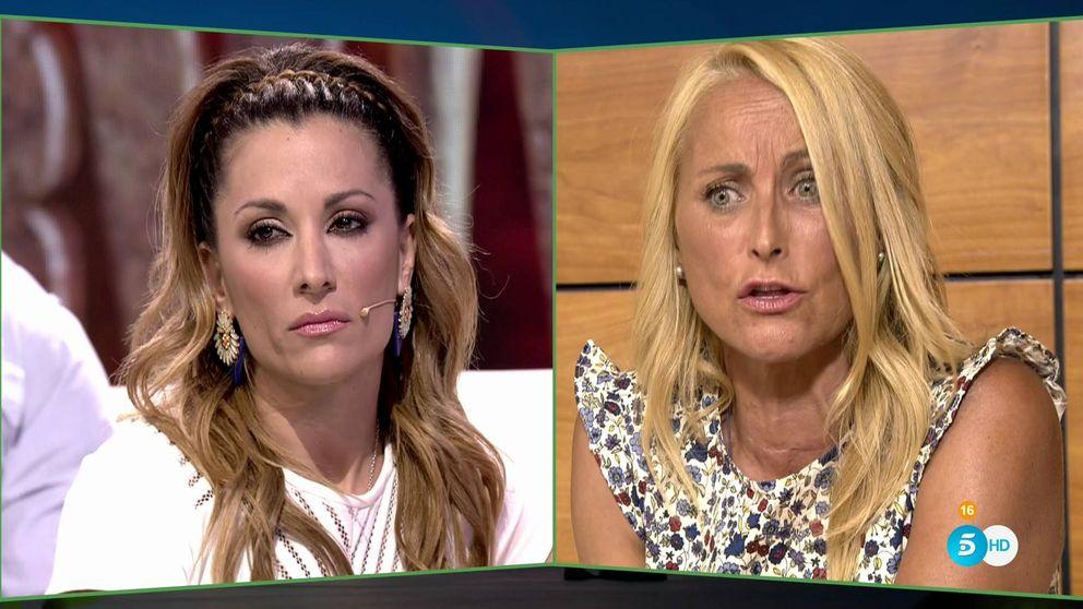 Lucía Pariente abandona Telecinco tras un grave insulto de Nagore a Alba Carrillo