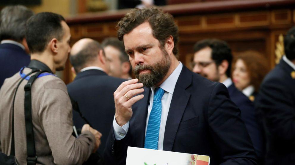 PSOE, PP y UP se reparten las presidencias de las comisiones y apartan a Vox