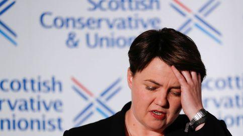 Dimite la líder de los conservadores escoceses tras la suspensión del Parlamento