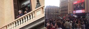 Almodóvar hace bailar a Madrid con sus 'amantes pasajeros' y su hermano responde a Boyero