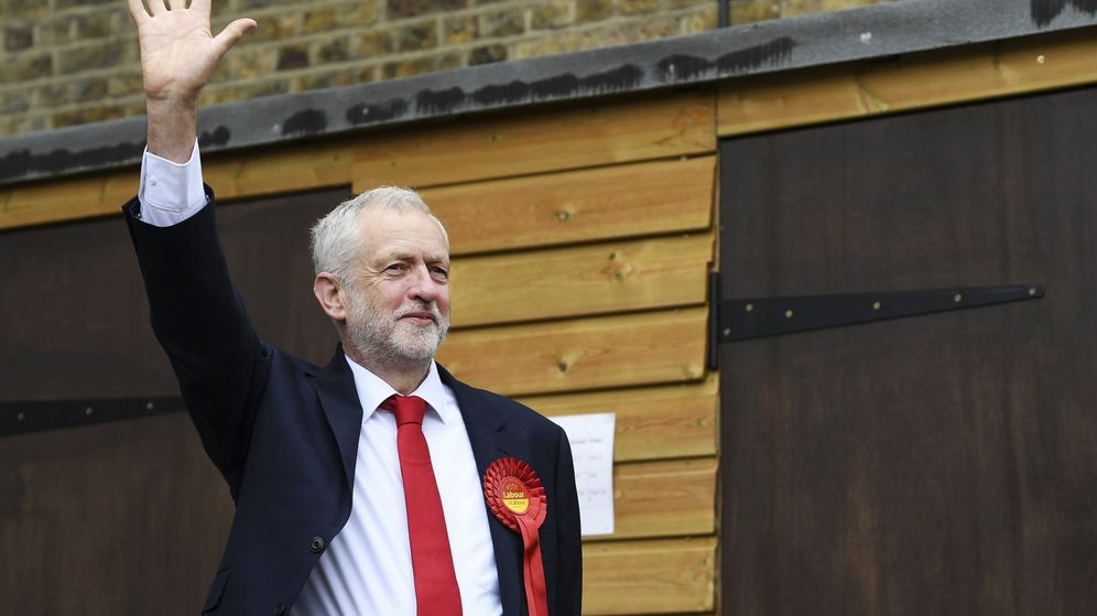 Foto: El líder laborista Jeremy Corbyn. (EFE)
