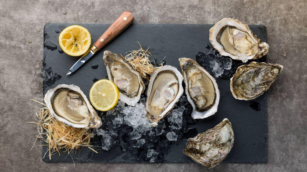 Foto:  Las ostras son el alimento que más zinc contiene. (iStock)