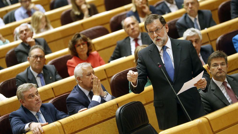 El PP comunica que Rajoy está dispuesto a ir el primero en la comisión de sus cuentas