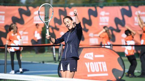Una Kate Middleton eufórica estrena look con shorts en un evento de tenis