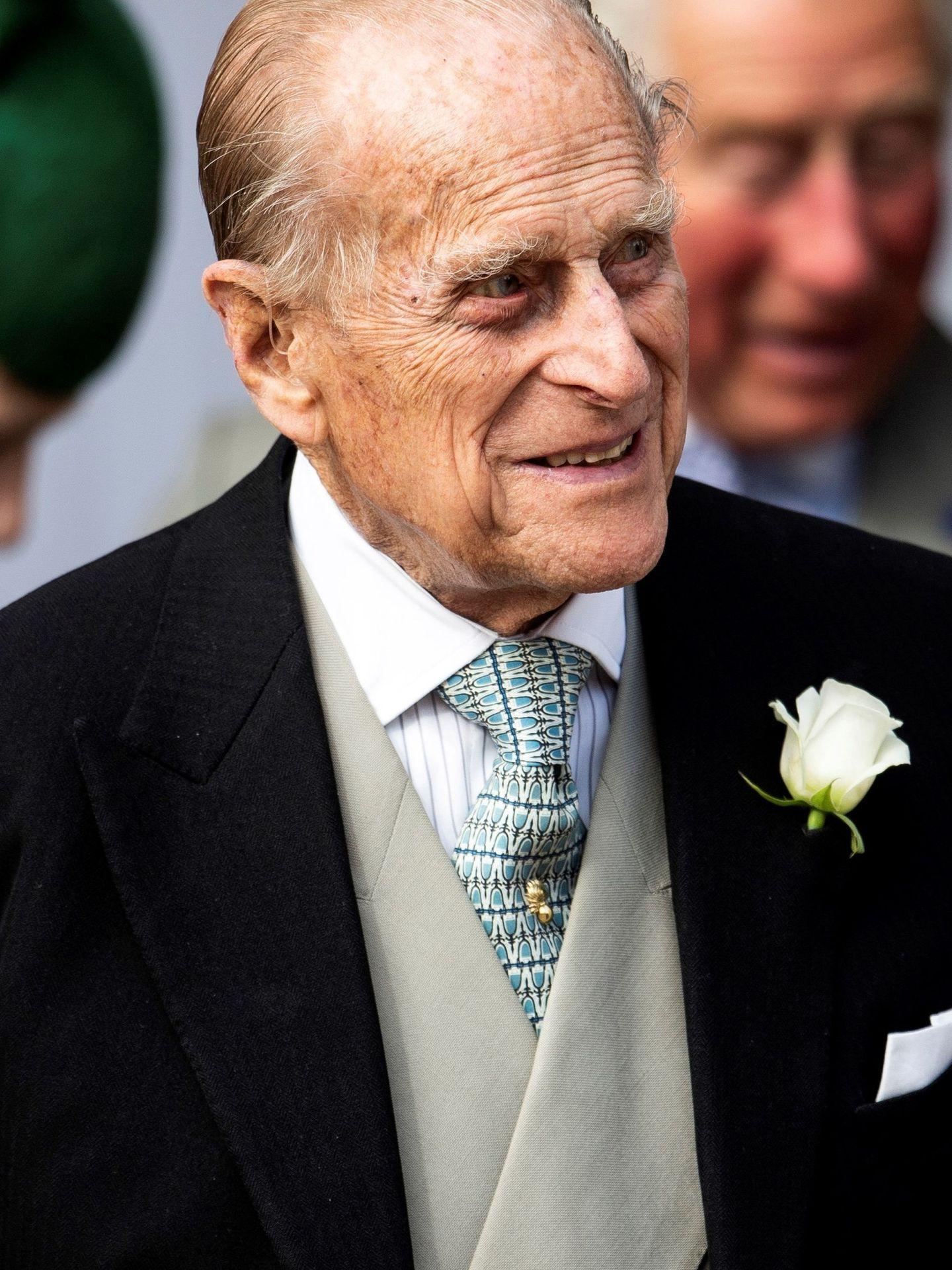 El duque de Edimburgo, en una imagen reciente. (EFE)
