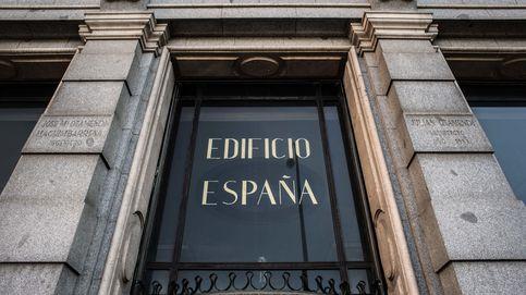 Wanda rebaja a 200 millones el Edificio España antes de negociar con Carmena
