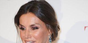 Post de La reina Letizia y su nuevo mono de diosa griega con (falsa) inspiración Hollywood