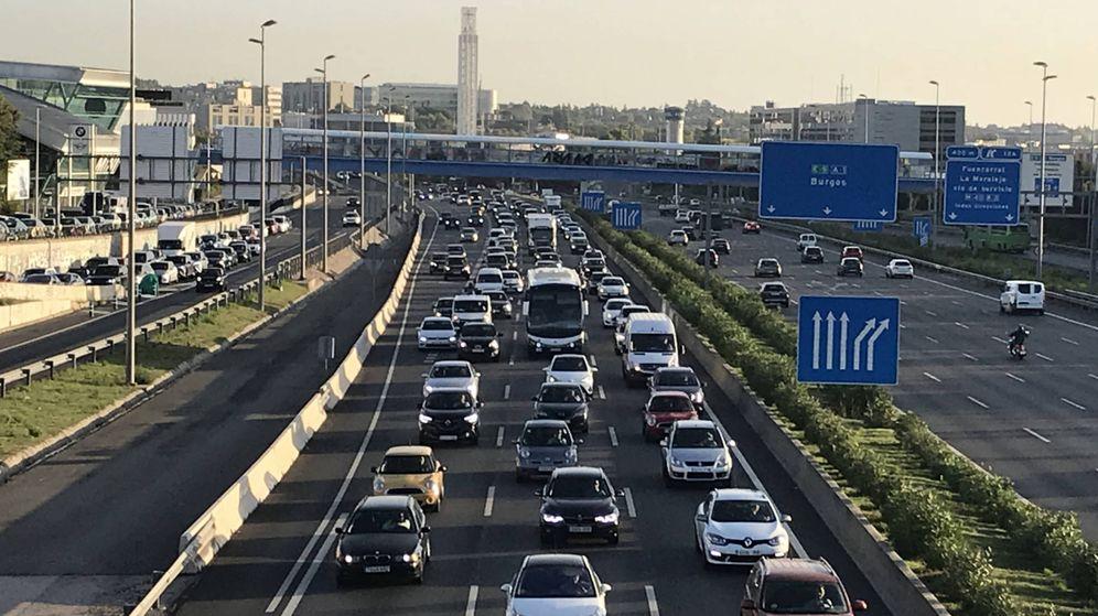 Foto: El nuevo impuesto a las autovías no va a solucionar los problemas del tráfico.
