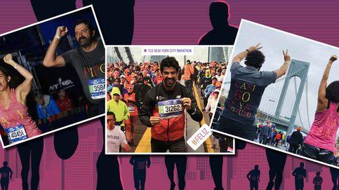 Mucho cocinero y poco aristócrata: así han corrido los españoles el maratón de NY