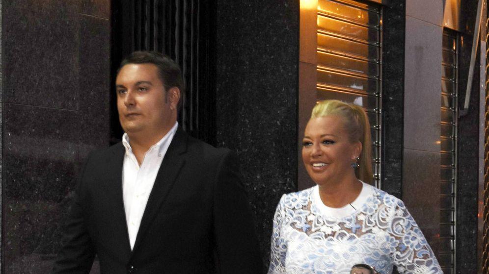 Foto: Miguel Marcos y Belén Esteban. (Cordon Press)