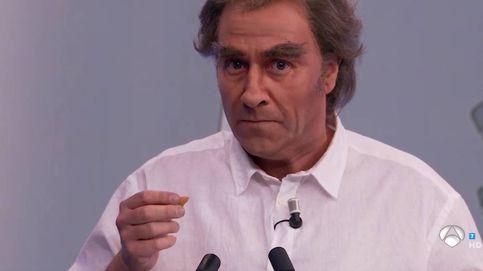 La controvertida imitación de Latre de Fernando Simón en 'El hormiguero'