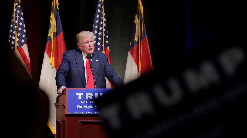 Foto: El virtual candidato del Partido Republicano a la Casa Blanca, Donald Trump. (Reuters)