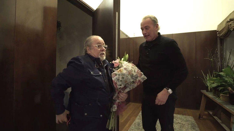 Bertín y Arévalo se reconcilian en 'Mi casa es la tuya' entre pullas: Mi familia ha llorado