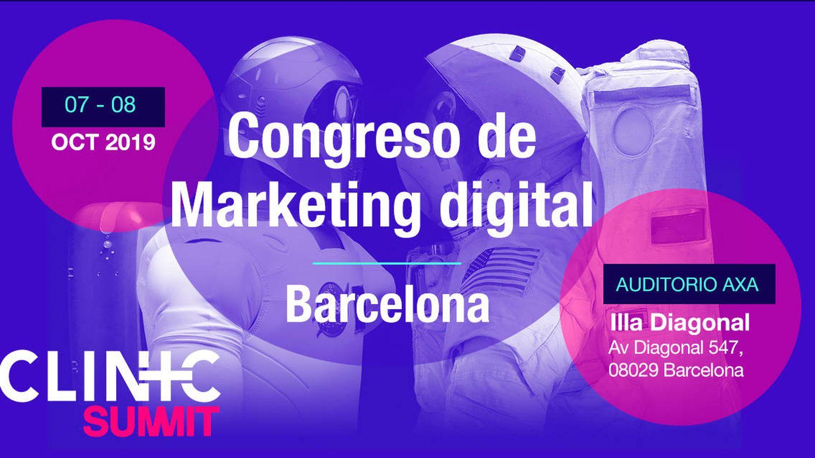 Foto: Congreso de Markeging Digital CLINIC (CLINIC)