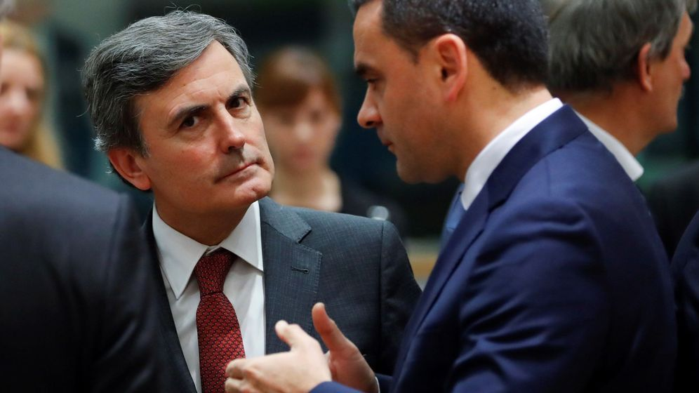 Foto: l secretario de Estado español de Infraestructuras, Transporte y Vivienda, Pedro Saura (Efe)