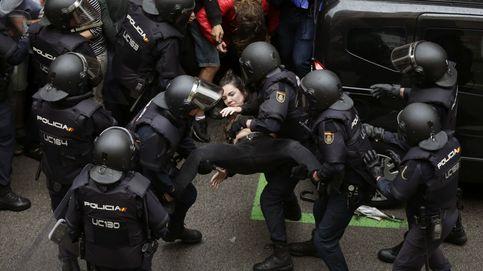 Jornada 32 del juicio del 'procés' | Un policía: Nos estaban machacando