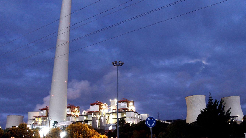 Foto: Vista de la central térmica de As Pontes. (EFE)