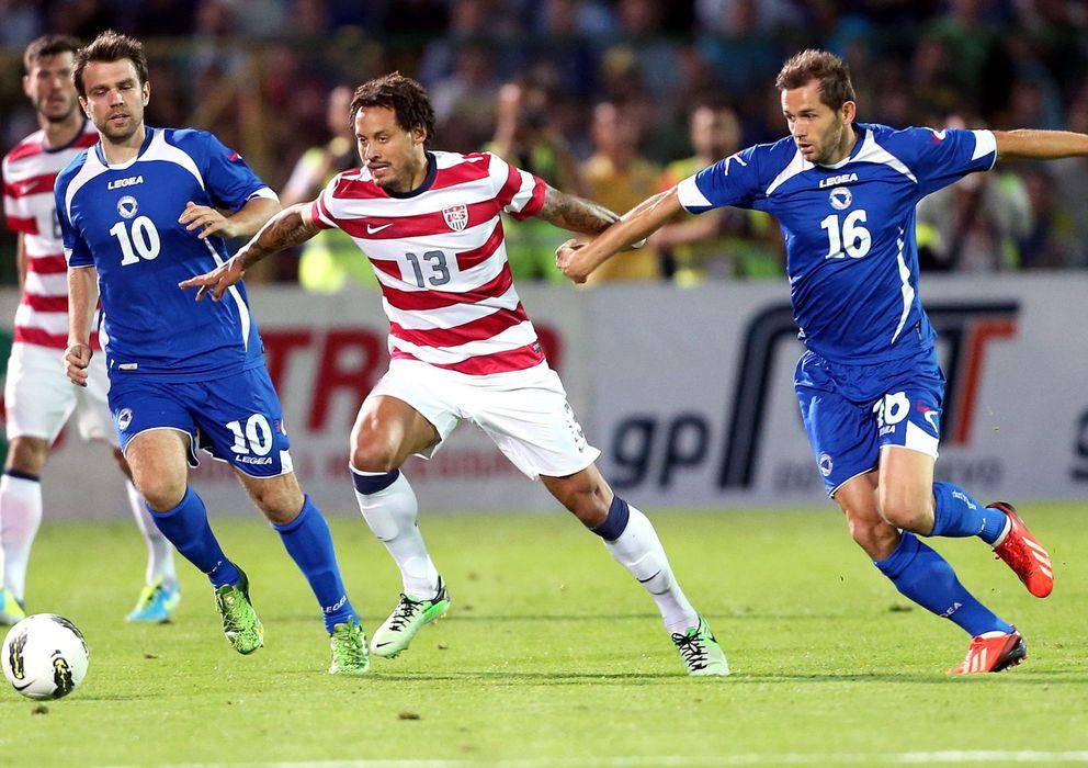 Foto: Estados Unidos participará este año en un mundial de fútbol por octava vez en su historia. (Efe)