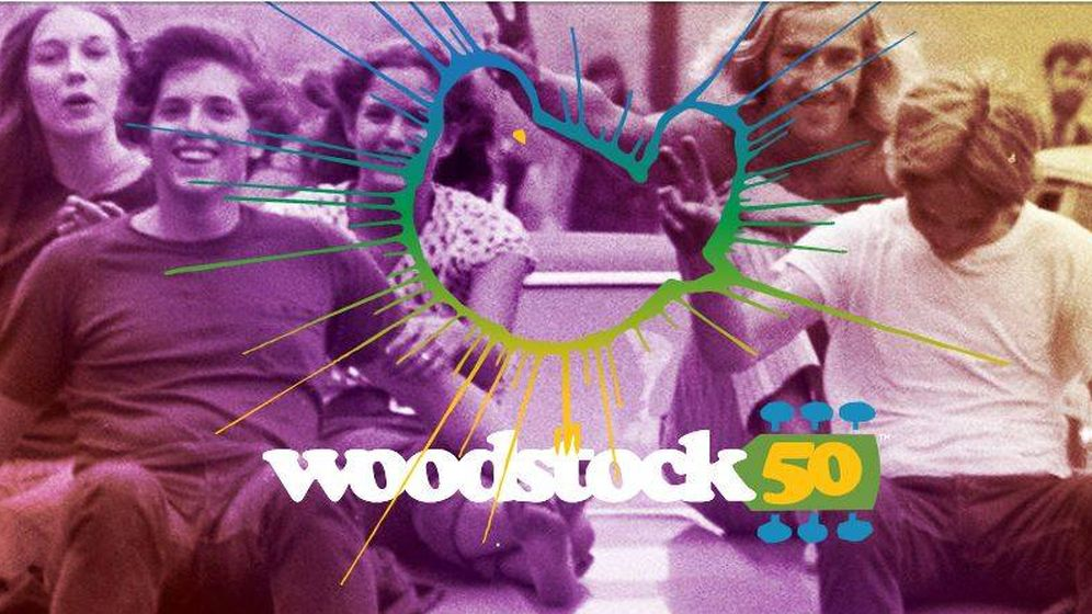 Foto: Web del Festival de Woodstock