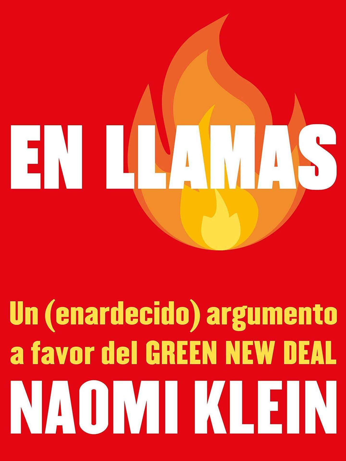'En llamas'. (Paidós)