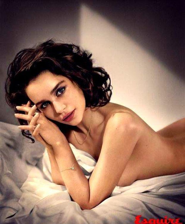 Foto: Emilia Clarke (Esquire)
