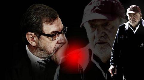 El Rey emérito media  con Alierta, Fainé y Botín para frenar la salida de Cebrián