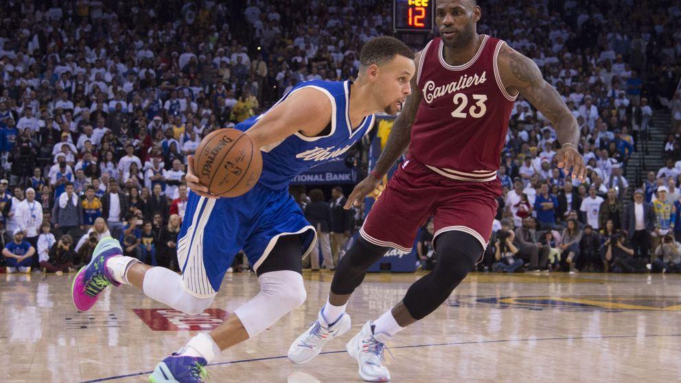 Final NBA: Son 336 minutos